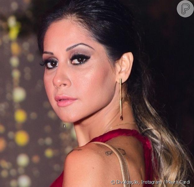 Mayra Cardi expõe situações abusivas vivida com Arthur Aguiar, em 11 de julho de 2020