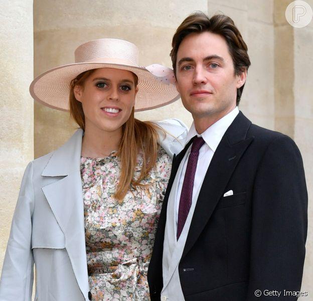 Aliança incomum, poema e mais: as curiosidades do casamento de Princesa Beatrice. Saiba em matéria nesta terça-feira, dia 21 de julho de 2020