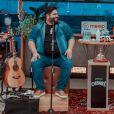 A live de César Menotti e Fabiano aconteceu neste domingo, 9 de agosto de 2020