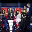 Simone e Simaria fazem parte do time do 'The Voice Kids', da TV Globo