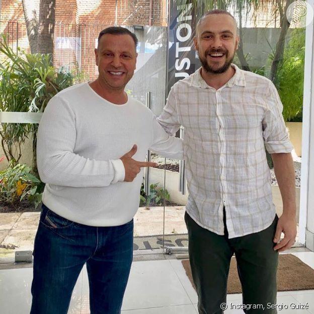 Sergio Guizé recorre a transplante capilar