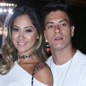 Mayra Cardi é flagrada com Arthur Aguiar e rebate rumor de volta: 'Eu falaria'