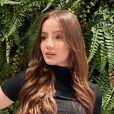 Anna Livya Padilha voltava para casa quando o Uber no qual estava foi atingido por outro veículo em alta velocidade. 'Livramento', definiu mãe da atriz
