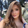 Mãe de Anna Livya Padilha afirmou que família não vai tentar identificar motorista responsável pelo acidente da atriz