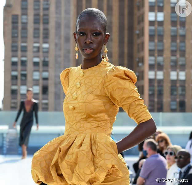 A Semana de Moda de Nova York aconteceu entre os dias 14 e 16 de setembro
