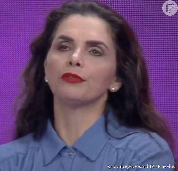 'A Fazenda 12': Luíza Ambiel bate-boca com peões e vai à Roça