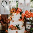 Casamento de André Coelho e Anna Clara, do 'De Férias com Ex', tem decoração em tons terrosos
