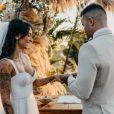 Casamento de ex-participantes do 'De Férias com Ex' foi em Brasília