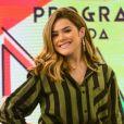 Maisa Silva foi uma das estrelas a deixar o SBT, assim como Lívia Andrade e Roberto Cabrini