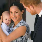 Meghan Markle e Harry entregam detalhes do filho: 'Deu os primeiros passos'