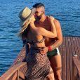 Andressa Suita e Gusttavo Lima  estavam juntos desde 2012 e se casaram em 2015