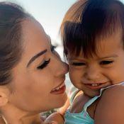 Mayra Cardi relata crise da filha por doença sem diagnóstico: 'Achei que ela ia morrer de dor'