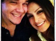 Natália Guimarães, namorada de Leandro do KLB, está grávida de gêmeos