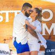 Andressa Suita e Gusttavo Lima já teriam decidido voltar a ficar juntos, diz colunista
