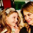 Semelhança de Paolla Oliveira com a sobrinha Lorena surpreendeu os fãs