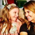 Paolla Oliveira recebeu elogios de internautas por conta da semelhança com a sobrinha Lorena