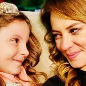 Paolla Oliveira surpreende web por semelhança com sobrinha: 'Mini você'