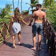 Hariany Almeida e Netto anunciam fim do namoro no Instagram em outubro de 2020
