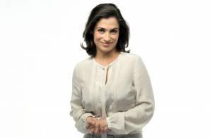 Renata Vasconcellos usará no casamento vestido presenteado pela irmã gêmea