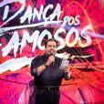 Faustão gravou programa na Globo nesta segunda-feira (02)