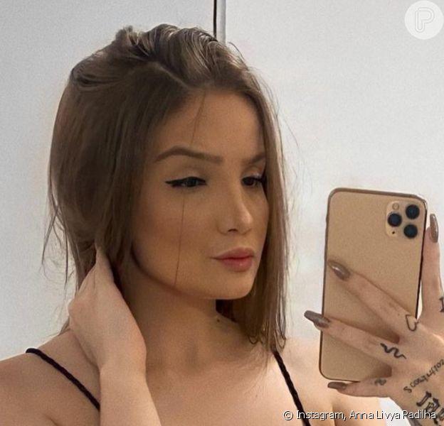 Anna Livya Padilha voltou a rebater críticas ao mostrar corpo 30 dias após lipo LAD
