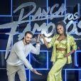 Felipe Titto está no 'Dança dos Famosos': 'O Fausto deve dar mais informações a respeito de como a gente vai seguir com essa história'