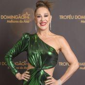 Claudia Raia revela antigo affair com apresentador da TV Globo. Saiba quem!
