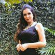 Luiza Ambiel é ex-participante de 'A Fazenda 12' e musa da banheira do programa do Gugu