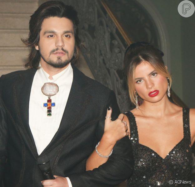 Giulia Be confirma fim de namoro após rumor de romance com Luan Santana