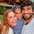 Filha de Deborah Secco irá contracenar com a atriz na novela