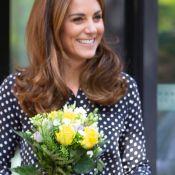 5 eventos, 5 looks repetidos: Kate Middleton 'dá aula' de moda sustentável. Confira!