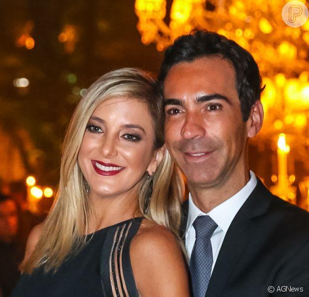 Casamento de Ticiane Pinheiro e Cesar Tralli faz 3 anos nesta quarta-feira, 2 de dezembro de 2020
