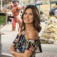Fátima Bernardes, após revelar câncer de útero, é apoiada por famosos