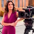 Fátima Bernardes, diagnosticada com câncer de útero, se afasta do programa 'Encontro'