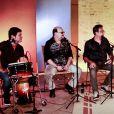 Paulinho, vocalista do Roupa Nova,deixa dois filhos: Pepê, baterista da banda Jamz, revelada no programa 'SuperStar' e a cantora Twigg