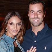 Carol Celico dá detalhes do pedido de casamento do empresário Eduardo Scarpa