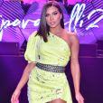 Flavia Pavanelli rebate crítica por foto com ex