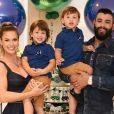 Gusttavo Lima está oficialmente solteiro desde o fim do casamento com Andressa Suita, mãe de seus dois filhos, Gabriel e Samuel