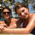 Sophia Valverde curtiu férias no Ceará com Igor Jansen