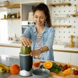 Suco detox tem efeito potencializado quando ingerido pela manhã