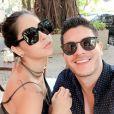 Mayra Cardi e Arthur Aguiar conseguiram manter o segredo sobre uma tentativa de volta no ano passado