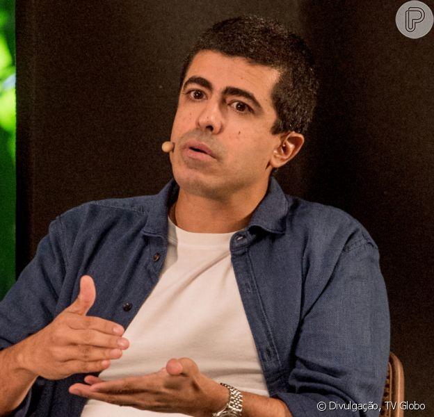Marcius Melhem quer R$ 200 mil de indenização de Dani Calabresa por denúncia de assédio
