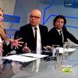 Dani Calabresa pediu uma oportunidade para Marcelo Tas para desabafar: 'Estou com uma coisa engasgada'