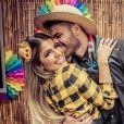 Hariany Almeida está solteira desde o fim do namoro com DJ Netto