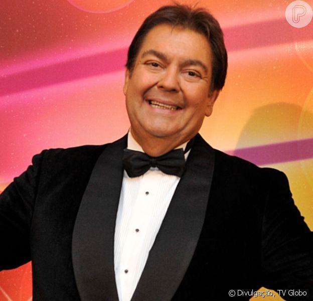 Fausto Silva comentou o fim do contrato com a Globo