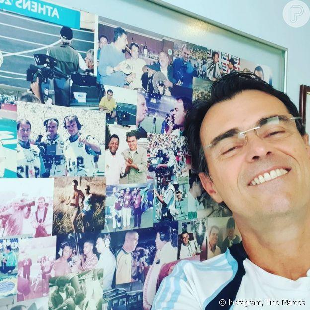 Após 35 anos, Tino Marcos deixou a Globo e encerrou carreira