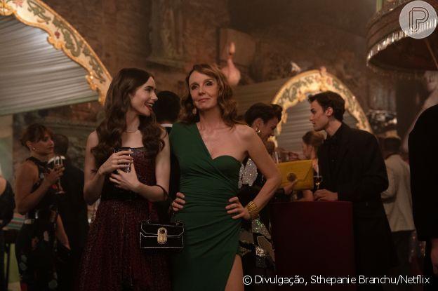 'Emily in Paris' tem looks repletos de referências fashion