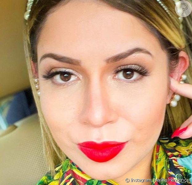 Marília Mendonça foi a primeira a saber do noivado de Maiara e Fernando Zor