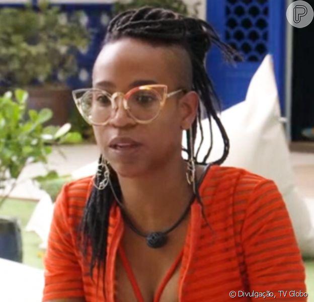 No 'BBB 21', Karol Conká detona Gilberto: 'Gay legal que dança e faz tchaqui tchaqui'