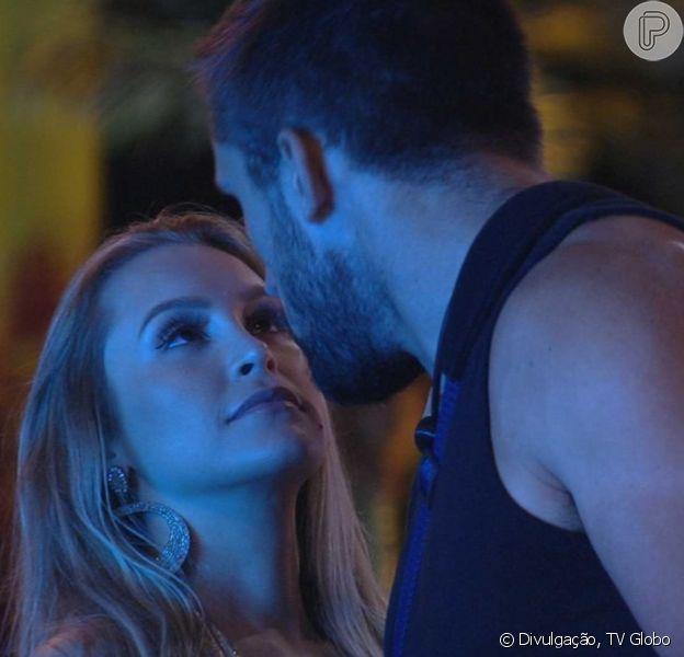 'BBB 21': Carla Diaz perguntou por que Arthur queria continuar no reality